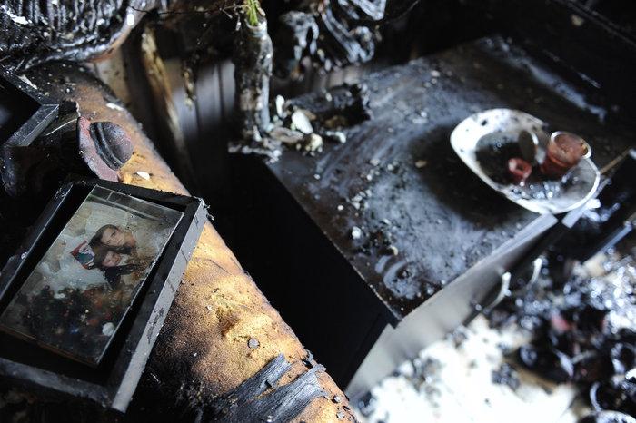 Ενα καντήλι η αιτία της τραγωδίας στον Αγιο Δημήτριο - εικόνα 3