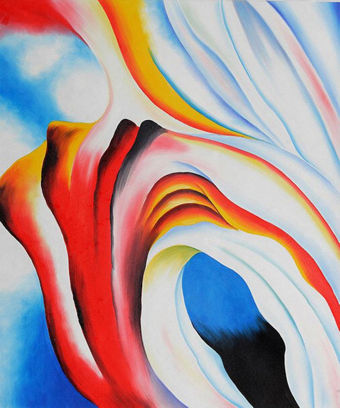Τζόρτζια Ό Κιφ: Ύμνος στα πιο ερωτικά λουλούδια της τέχνης στην Tate - εικόνα 4