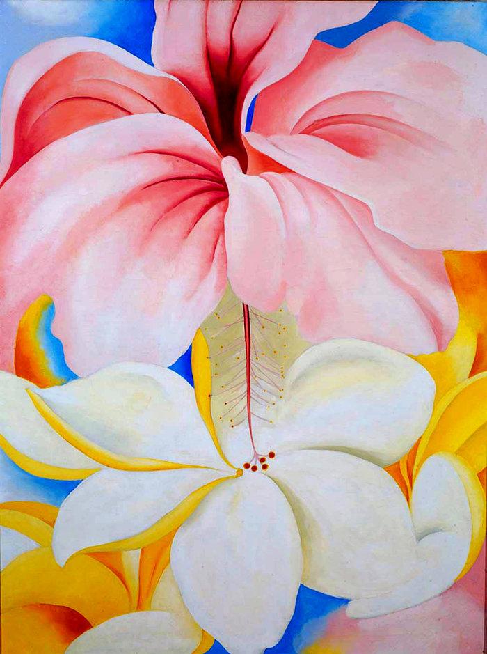 Τζόρτζια Ό Κιφ: Ύμνος στα πιο ερωτικά λουλούδια της τέχνης στην Tate - εικόνα 7
