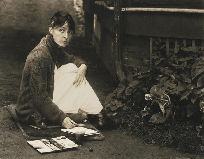 Τζόρτζια Ό Κιφ: Ύμνος στα πιο ερωτικά λουλούδια της τέχνης στην Tate - εικόνα 9