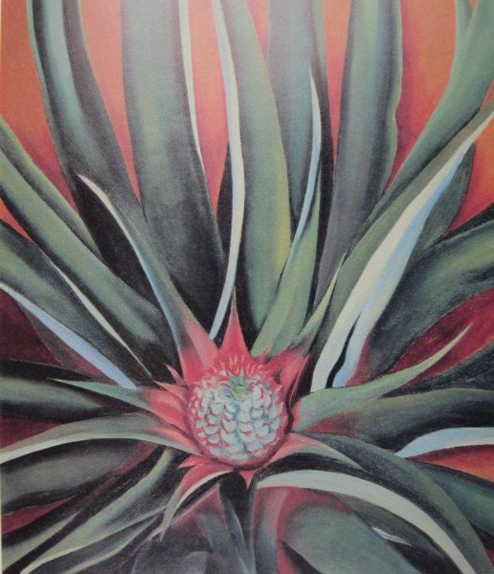 Τζόρτζια Ό Κιφ: Ύμνος στα πιο ερωτικά λουλούδια της τέχνης στην Tate - εικόνα 11