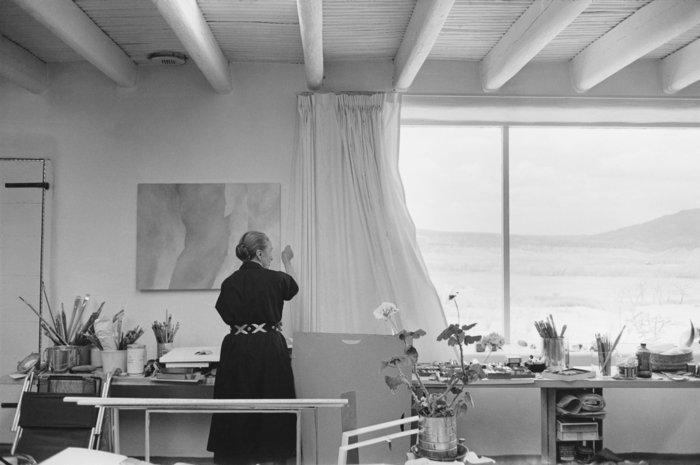 Τζόρτζια Ό Κιφ: Ύμνος στα πιο ερωτικά λουλούδια της τέχνης στην Tate - εικόνα 12