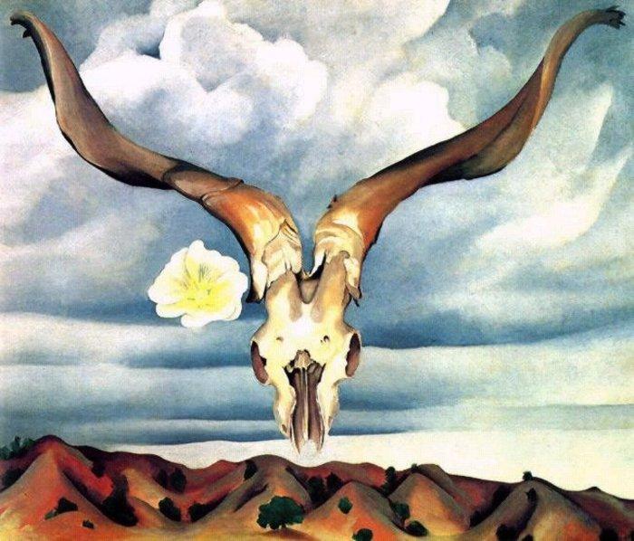 Τζόρτζια Ό Κιφ: Ύμνος στα πιο ερωτικά λουλούδια της τέχνης στην Tate - εικόνα 14