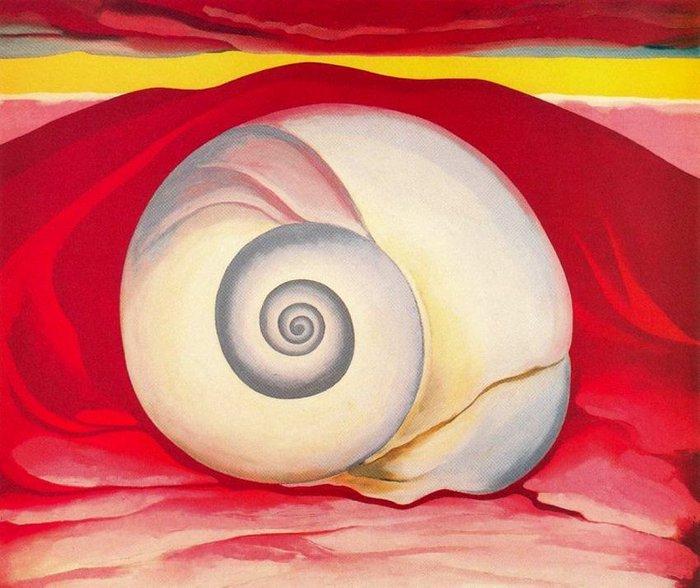 Τζόρτζια Ό Κιφ: Ύμνος στα πιο ερωτικά λουλούδια της τέχνης στην Tate - εικόνα 15