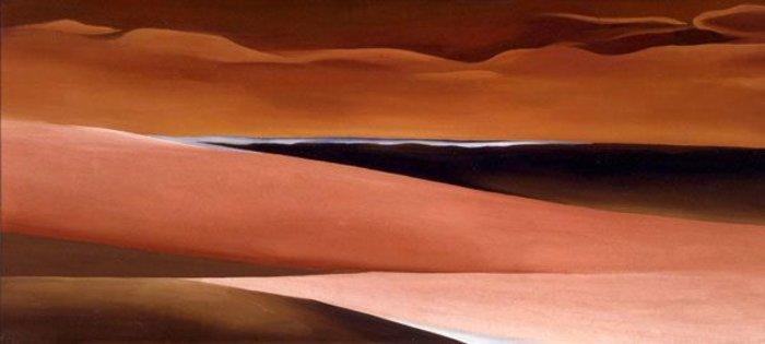 Τζόρτζια Ό Κιφ: Ύμνος στα πιο ερωτικά λουλούδια της τέχνης στην Tate