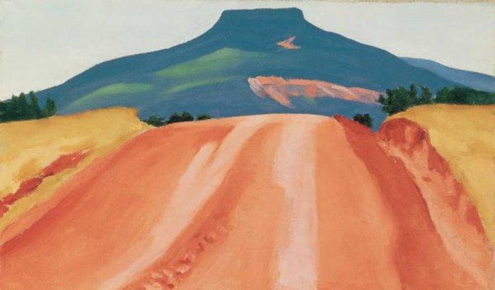 Τζόρτζια Ό Κιφ: Ύμνος στα πιο ερωτικά λουλούδια της τέχνης στην Tate - εικόνα 17