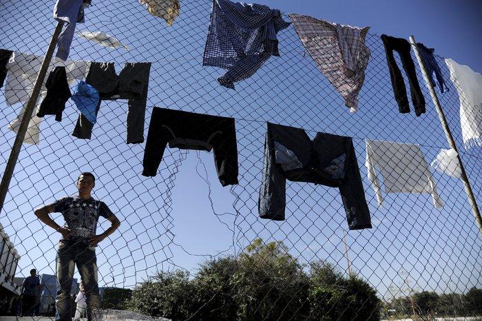Βγήκαν και όπλα στον καταυλισμό στο Ελληνικό
