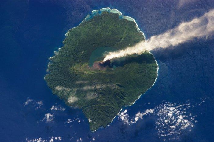 Ηφαίστειο Gaua