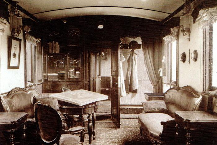 Βαγόνι-σαλόνι, 1903