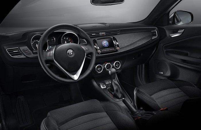 Alfa Romeo Giulietta: Ανανέωση ουσίας και τεχνολογίας - εικόνα 2