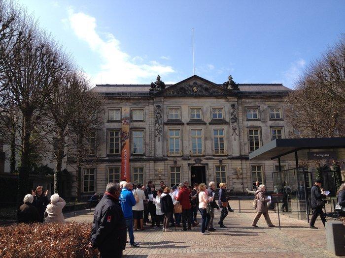 Noordbrabants Museum, άνοιξε ανακαινισμένο το 2013