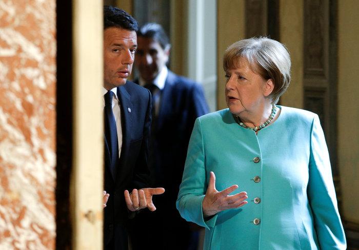 Μέρκελ: θα κάνω ότι μπορώ να μην κλείσουν τα σύνορα