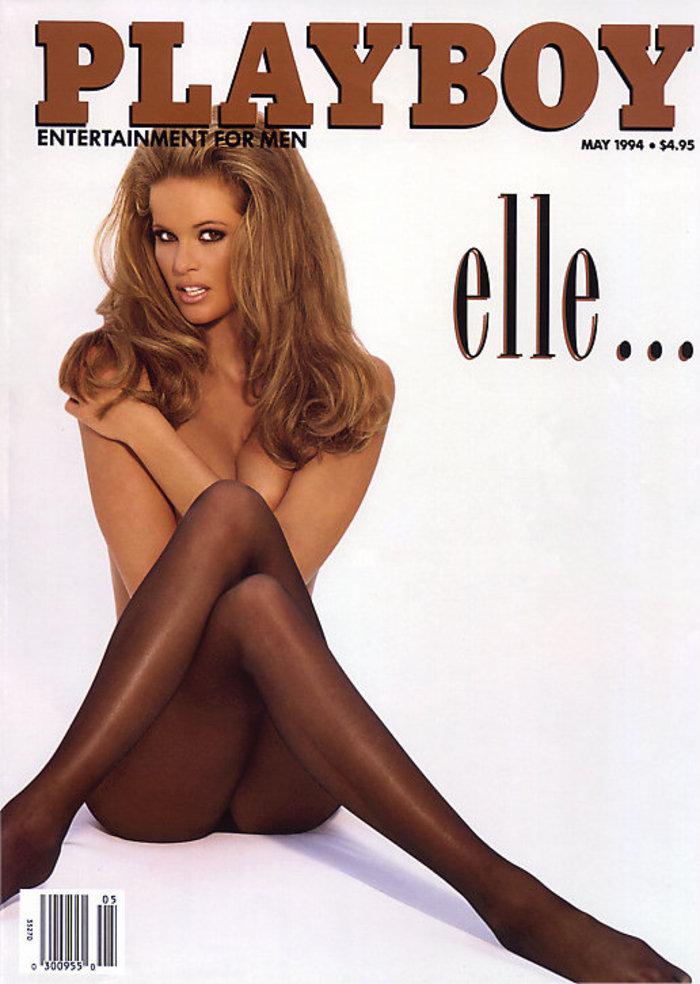 Η Ελ Μακ Φέρσον στο εξώφυλλο του Playboy (1994)