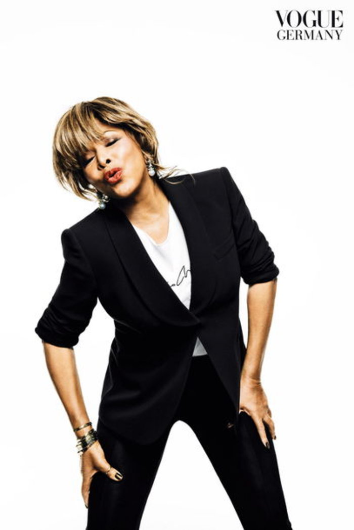 Tina Turner: Στα 73 της εξώφυλλο στη Vogue