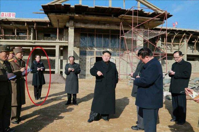Η μικρή αδερφή του Κιμ Γιονγκ Ουν αναλαμβάνει υπουργείο