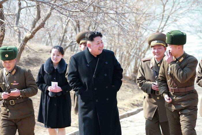 Η μικρή αδερφή του Κιμ Γιονγκ Ουν αναλαμβάνει υπουργείο - εικόνα 3