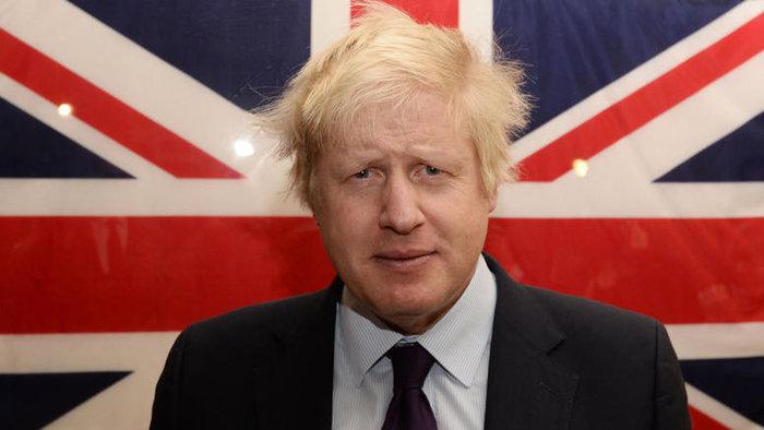 Ο δήμαρχος του Λονδίνου Μπόρις Τζόνσον