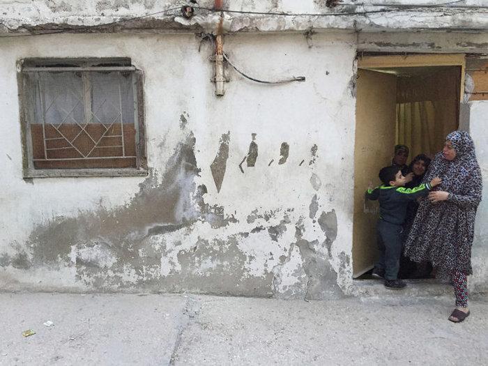 Οι τοίχοι ενός στρατοπέδου γίνονται έργο τέχνης φωτό - εικόνα 5