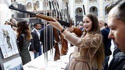 Σωσίβιο στη μόδα ψάχνει η οπλοβιομηχανία Καλάσνικοφ
