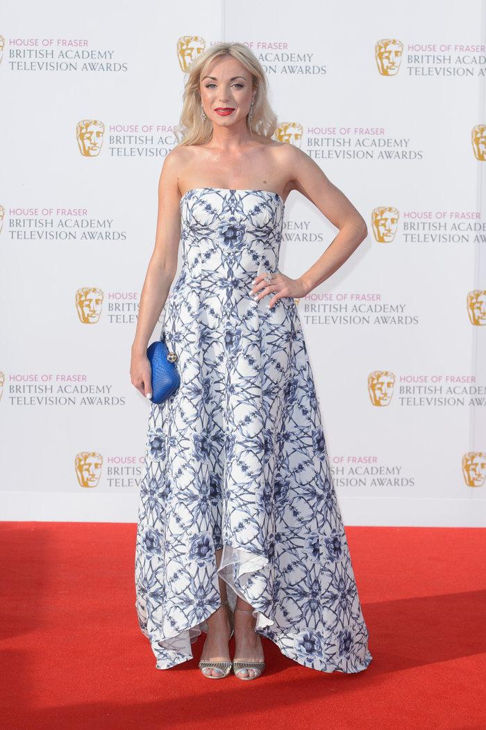 Βραβεία BAFTA TV 2016 με λάμψη στο κόκκινο χαλί - εικόνα 4