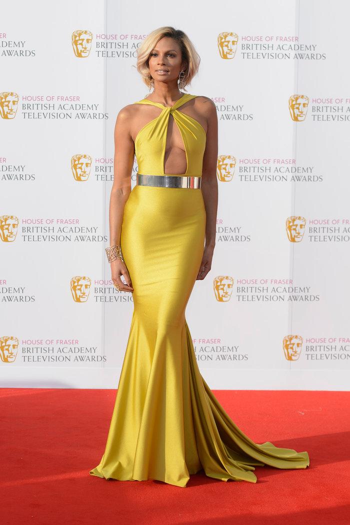 Βραβεία BAFTA TV 2016 με λάμψη στο κόκκινο χαλί - εικόνα 5