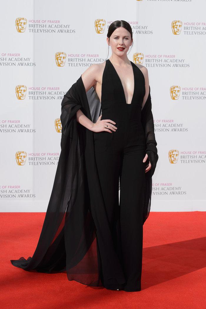 Βραβεία BAFTA TV 2016 με λάμψη στο κόκκινο χαλί - εικόνα 6