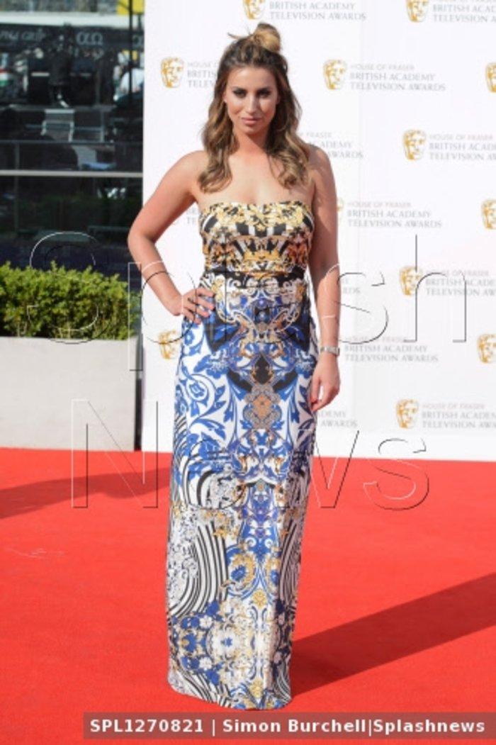 Βραβεία BAFTA TV 2016 με λάμψη στο κόκκινο χαλί - εικόνα 10