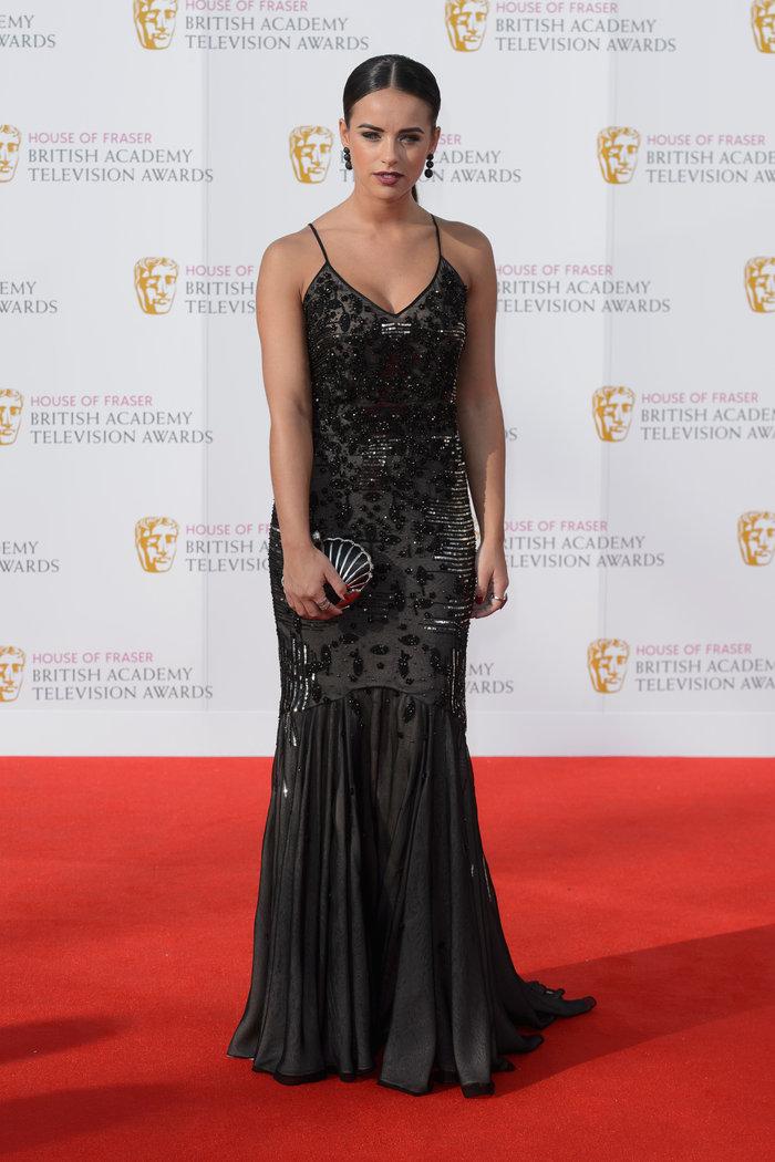 Βραβεία BAFTA TV 2016 με λάμψη στο κόκκινο χαλί - εικόνα 11