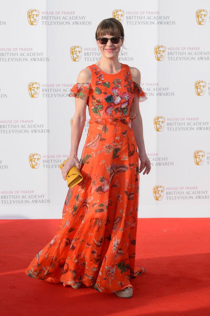 Βραβεία BAFTA TV 2016 με λάμψη στο κόκκινο χαλί - εικόνα 13