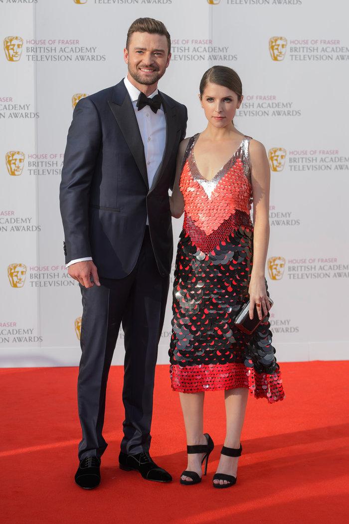 Βραβεία BAFTA TV 2016 με λάμψη στο κόκκινο χαλί - εικόνα 16