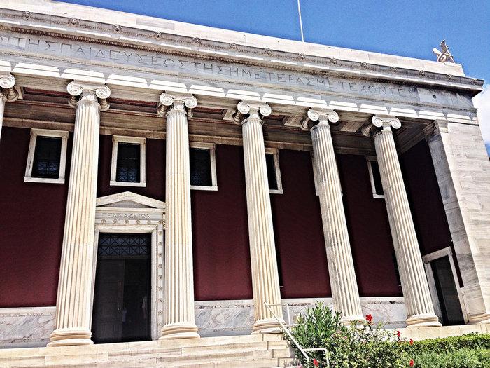 Στα άδυτα της γνώσης:16 υπέροχες βιβλιοθήκες στην Αθήνα - εικόνα 7