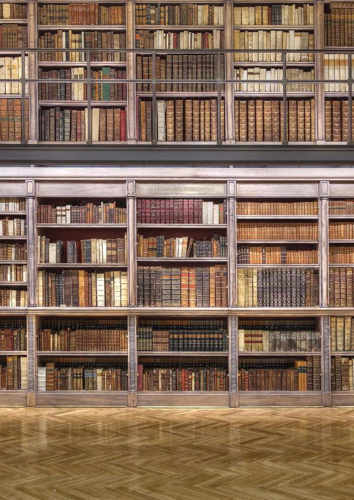 Στα άδυτα της γνώσης:16 υπέροχες βιβλιοθήκες στην Αθήνα - εικόνα 12