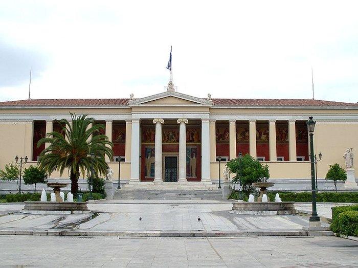 Στα άδυτα της γνώσης:16 υπέροχες βιβλιοθήκες στην Αθήνα - εικόνα 16