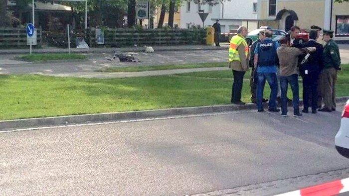 Επίθεση φανατικού ισλαμιστή με μαχαίρι στο Μόναχο, ένας νεκρός