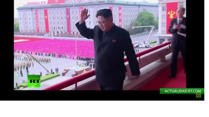 Αποθεώθηκε ο Κιμ Γιονγκ Ουν στο συνέδριο του κόμματος - εικόνα 2