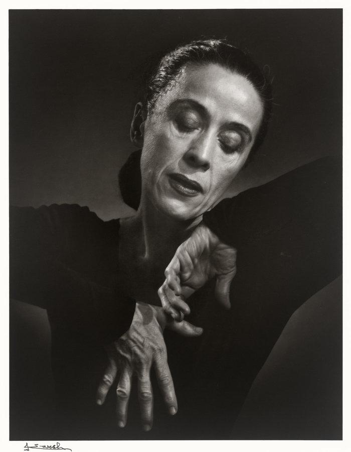 Μάρθα Γκράχαμ: Η μεγαλύτερη χορεύτρια του 20ου αιώνα - εικόνα 2