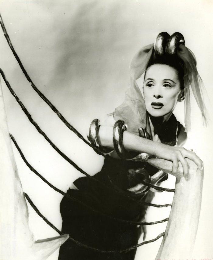 Μάρθα Γκράχαμ: Η μεγαλύτερη χορεύτρια του 20ου αιώνα - εικόνα 5