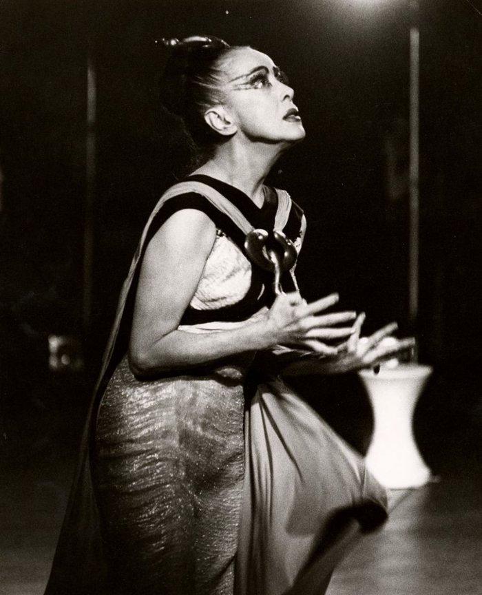 Μάρθα Γκράχαμ: Η μεγαλύτερη χορεύτρια του 20ου αιώνα - εικόνα 6