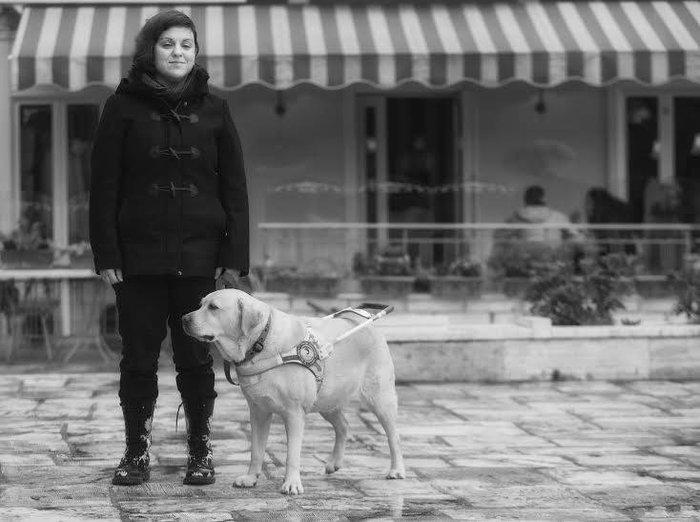 Ιωάννα-Μαρία Γκέρτσου: «Η Μέι είναι τα μάτια μου στο ελληνικό χάος»