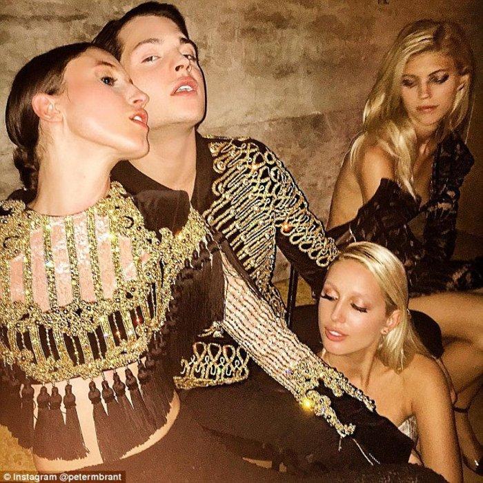 Είναι το απόλυτο fashion ζευγάρι Ιδού το νέο αμόρε της Μαρίας Ολυμπίας - εικόνα 3