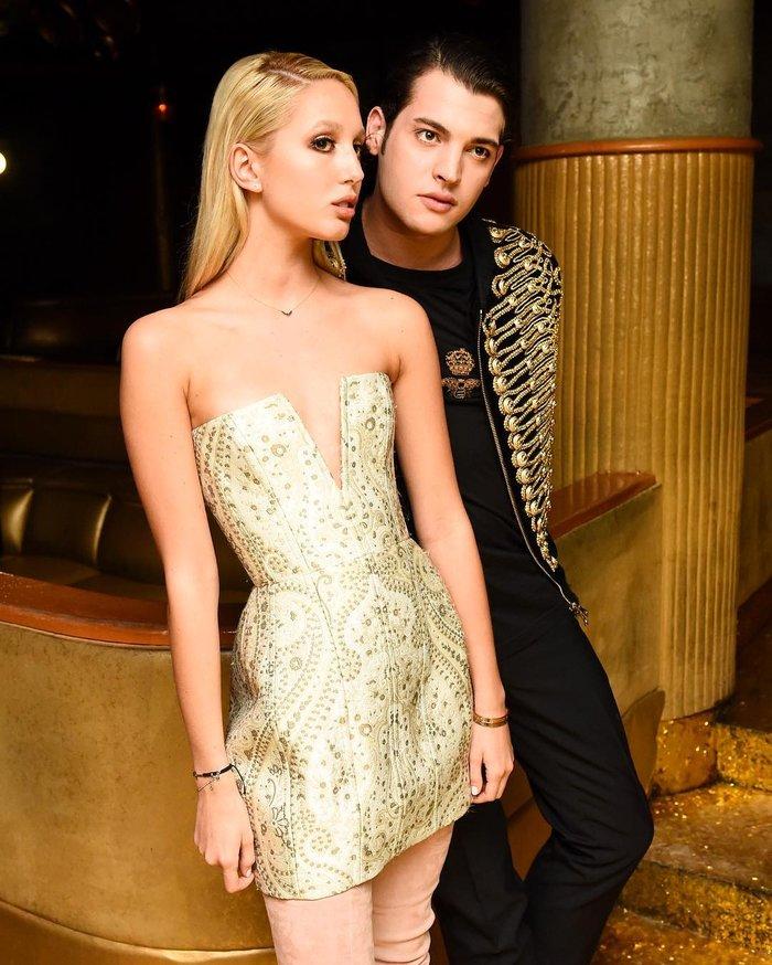 Είναι το απόλυτο fashion ζευγάρι Ιδού το νέο αμόρε της Μαρίας Ολυμπίας