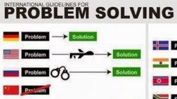 Πως λύνουν τα εσωτερικά τους προβλήματα σε κάθε χώρα