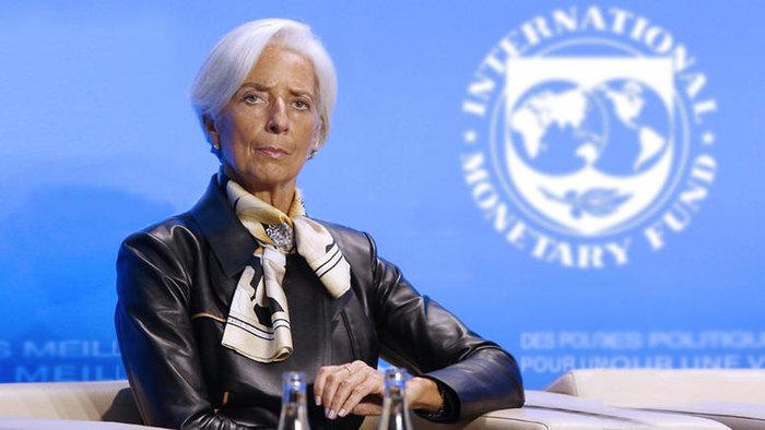 Η γενική διευθύντρια του Διεθνούς Νομισματικού Ταμείου Κριστίν Λαγκάρντ