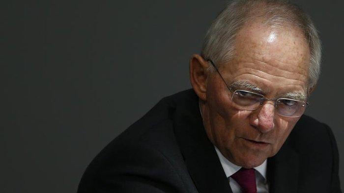 Ο υπουργός Οικονομικών της Γερμανίας Βόλφγκανγκ Σόιμπλε