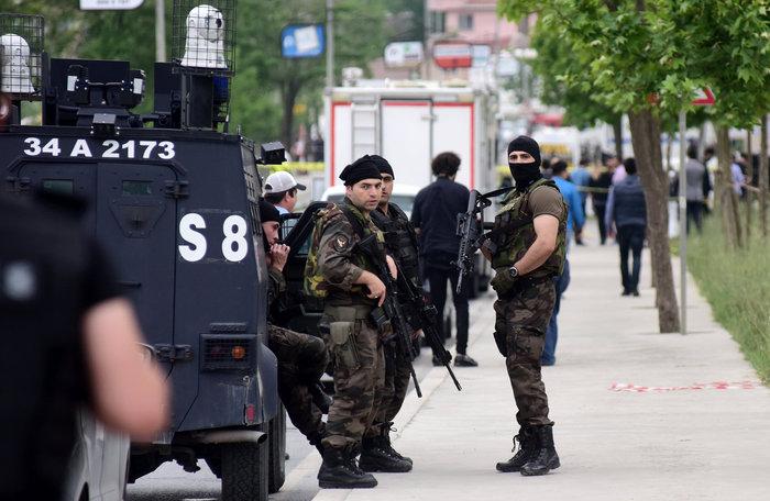 Έκρηξη στην Κωνσταντινούπολη με τραυματίες
