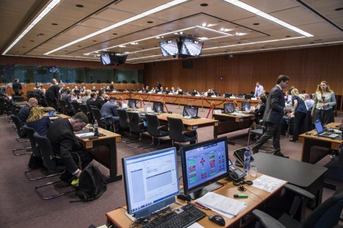 Συνεδρίαση του EuroWorkingGroup στις Βρυξέλλες