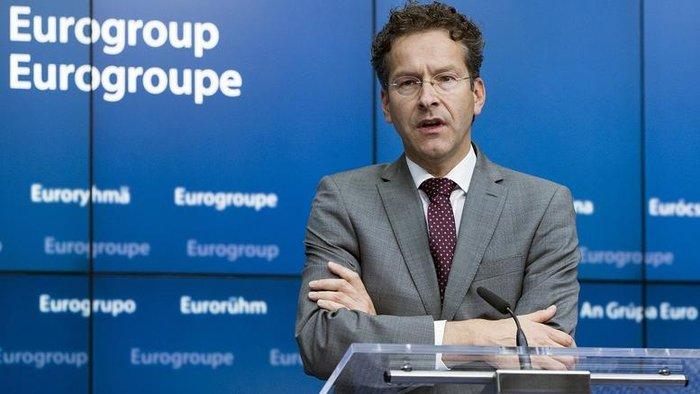 Ο πρόεδρος του Eurogroup Γερούν Ντάισελμπλουμ