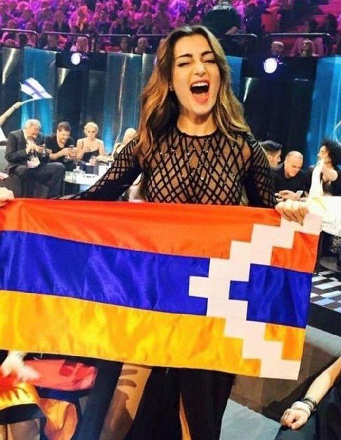 Σάλος με την Μπιγιονσέ της Αρμενίας- Απειλείται με τιμωρία
