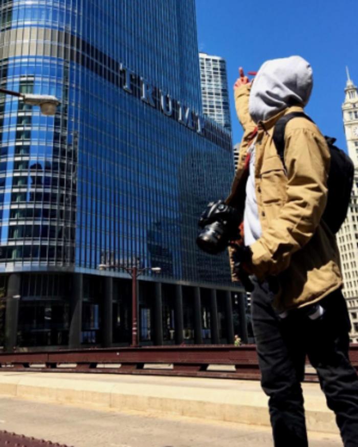 H νέα μόδα στο Instagram: Υψώνοντας το μεσαίο δάκτυλο στους πύργους Τραμπ - εικόνα 14