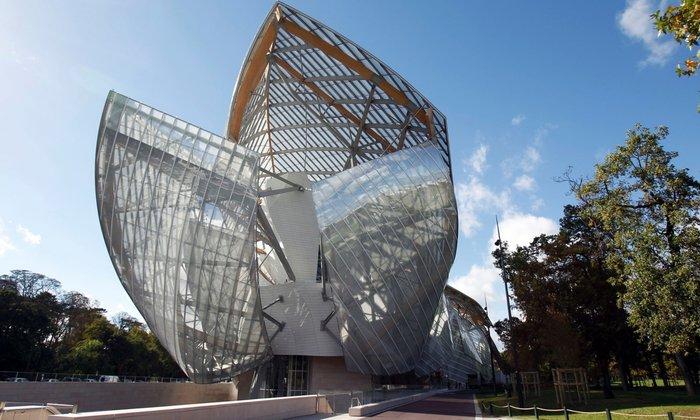Μουσείο Fondation Louis Vuitton